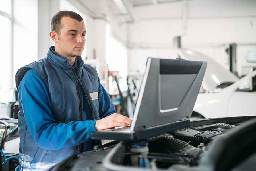 calibratura sistemi auto